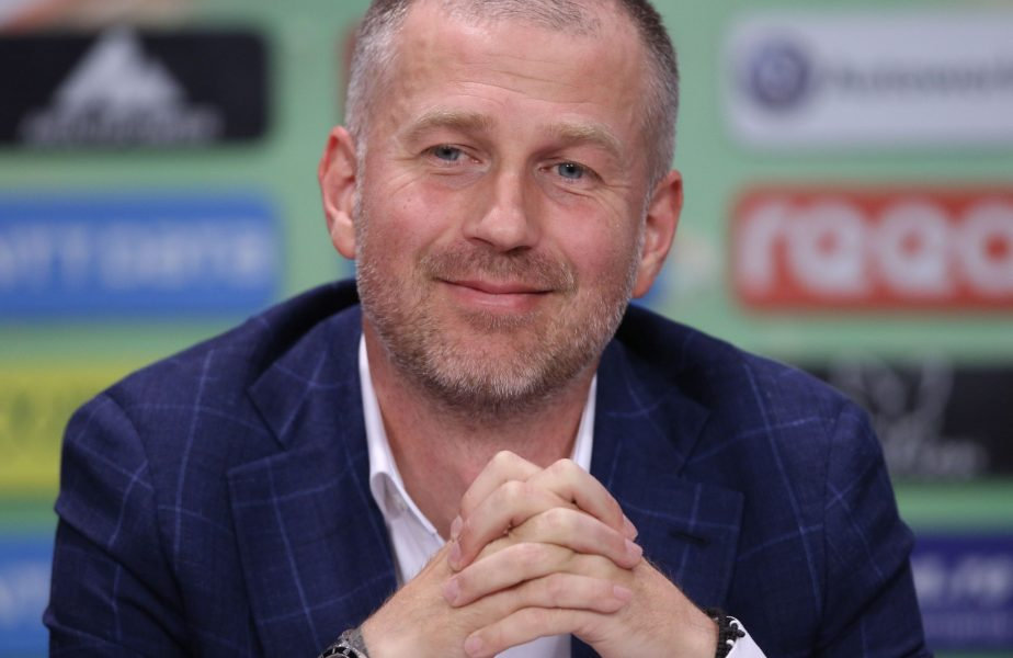 Edi Iordănescu ar putea să se bată la titlu cu Răzvan Lucescu. Ce forță din Grecia îl vrea pe fostul antrenor de la CFR Cluj
