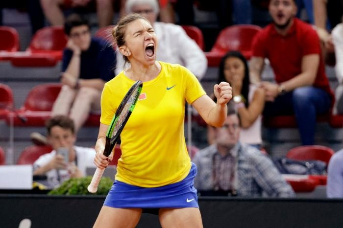VIDEO EXCLUSIV | Cine îi ia locul Simonei Halep în echipa de Fed Cup şi ce a spus Ilie Năstase despre meciul dintre România şi Italia