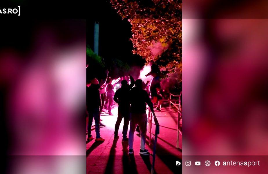 """VIDEO   Fanii lui FCSB îl contestă deja pe Marius Șumudică. Ultrașii """"au luat foc"""" când au aflat ce a declarat Gigi Becali! I-au declarat """"război""""!"""