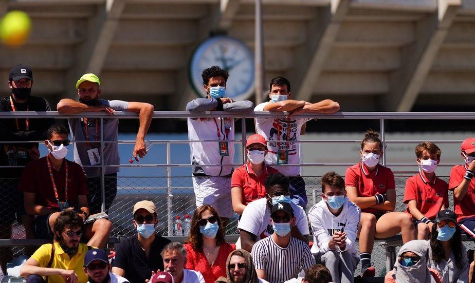 Fanii, scoși din arene la Roland Garros! Momente incredibile la Paris, din cauza pandemiei de coronavirus
