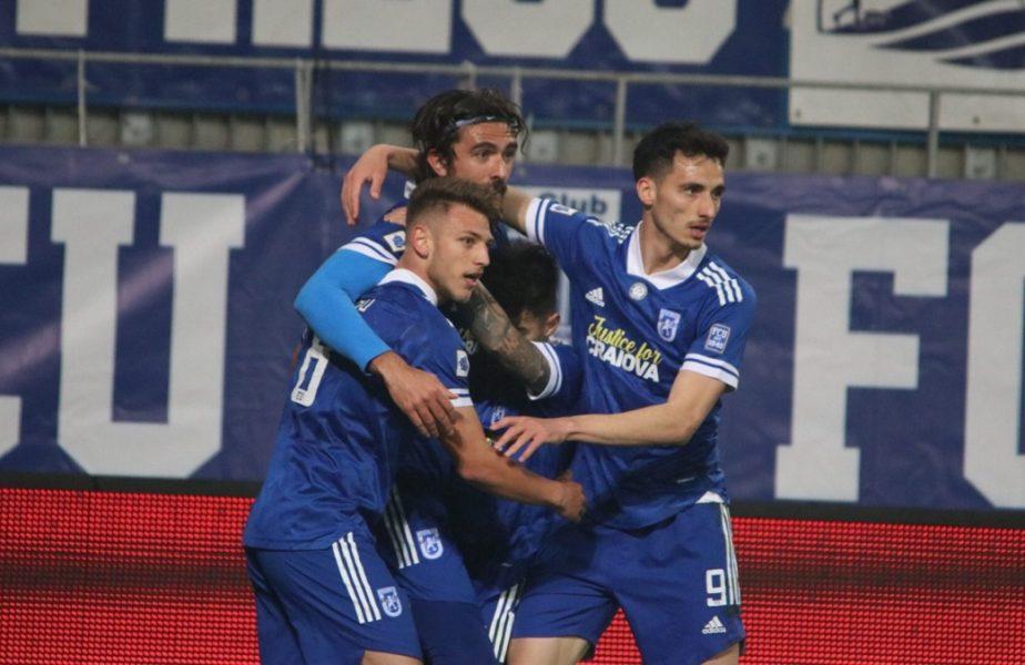 Rapid - FC U Craiova 1948 1-3