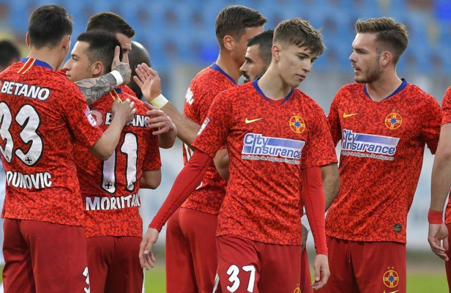 FCSB, în Conference League