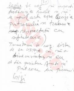 Gigi Becali, scrisori din închisoare pentru angajaţii de la FCSB. Sursa: gsp