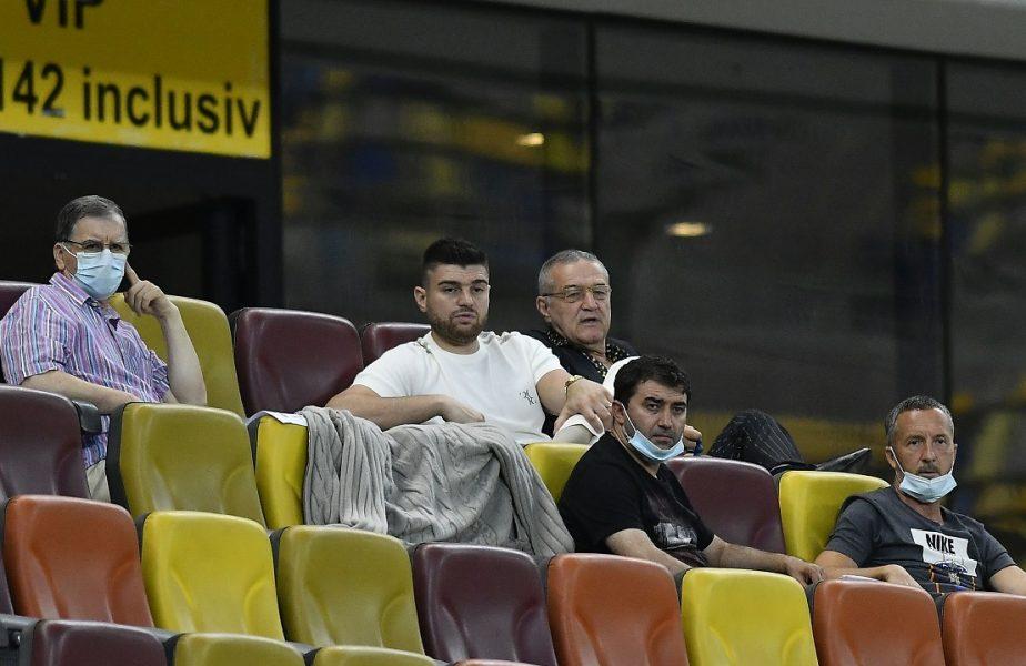 """Dinu Todoran aştepta de doi ani un telefon de la Gigi Becali. Condiţia pe care îşi dorea să o pună la FCSB: """"Nu are ce căuta în vestiar"""""""
