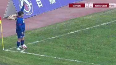 Caz inedit în fotbal la un club din liga a 2-a din China. Fiul patronului are 126 de klilograme şi a fost impus în echipă