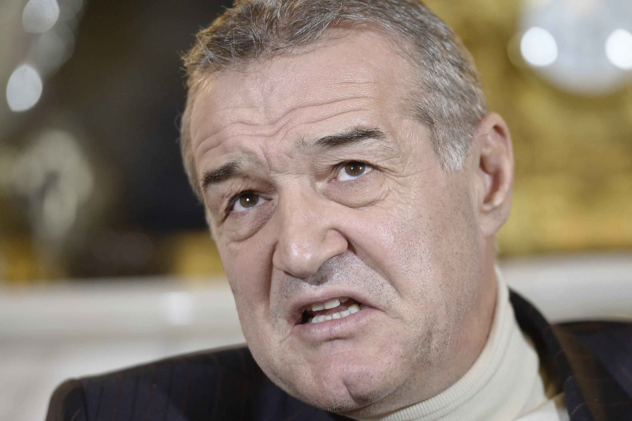 Gigi Becali este finanțatorul celor de la FCSB