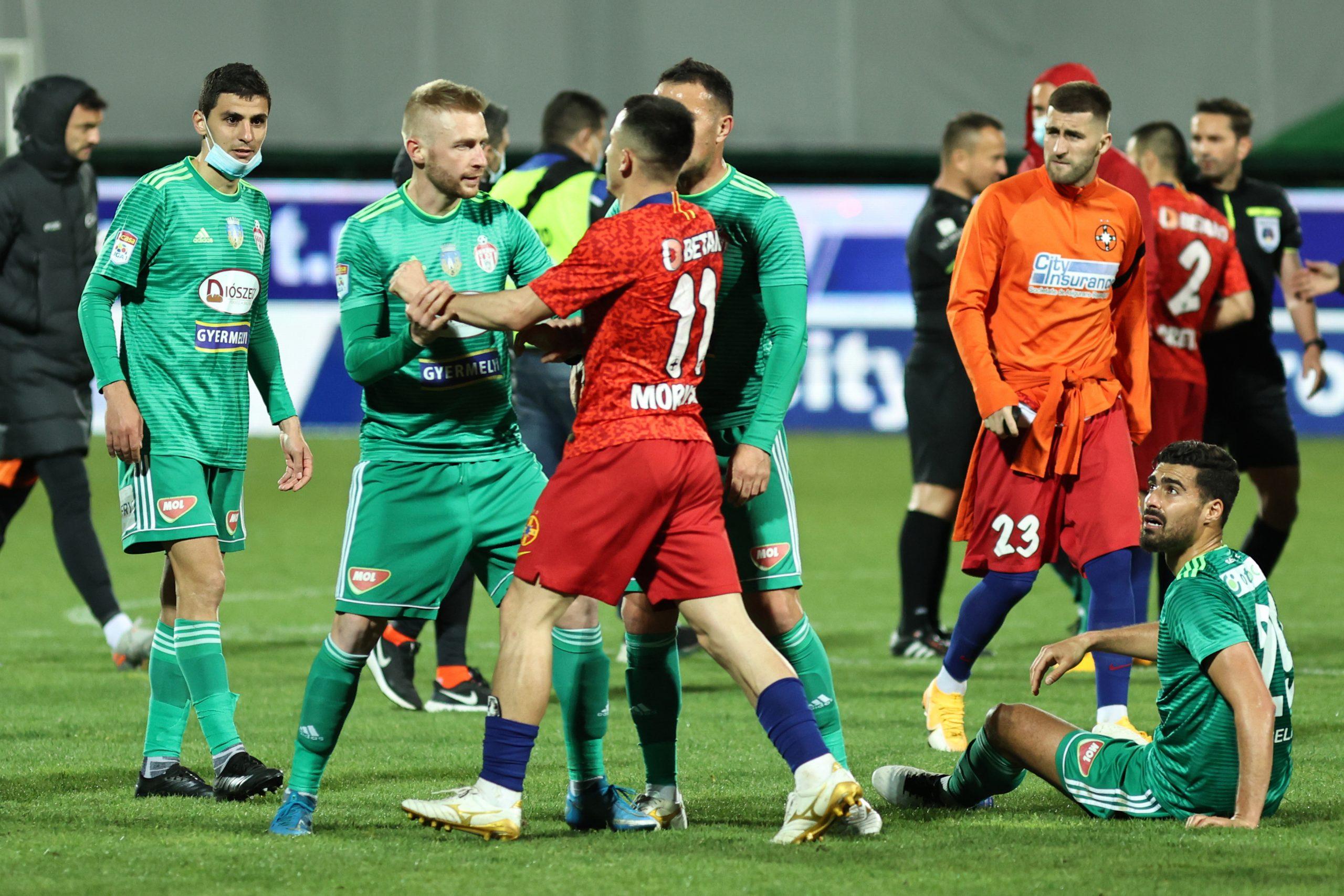 Sepsi - FCSB se poate disputa fără fani