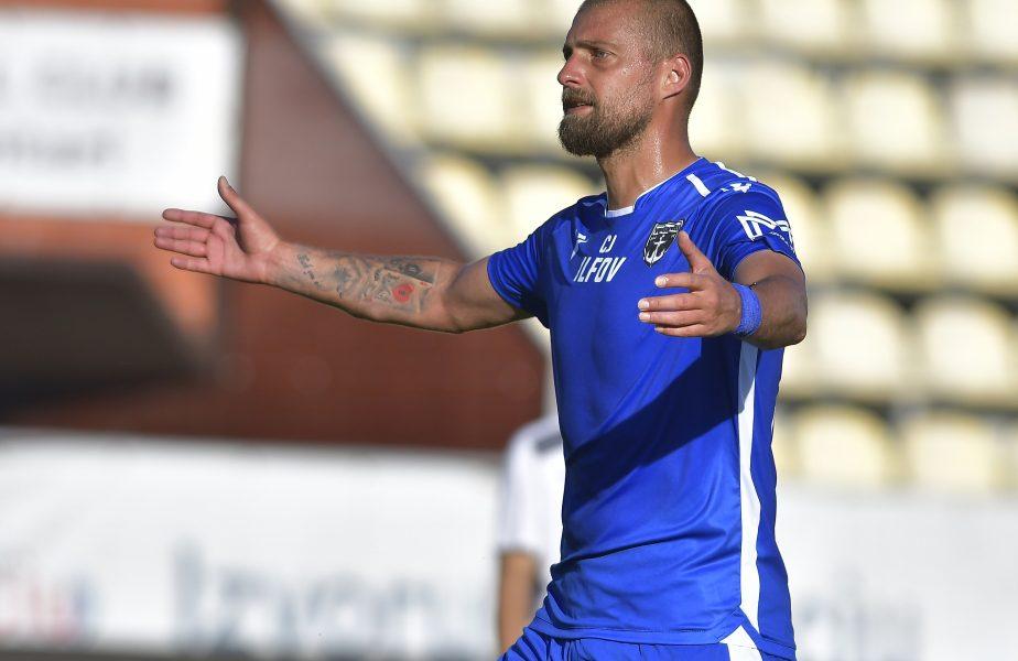 Gabriel Tamaş joacă la FC Voluntari
