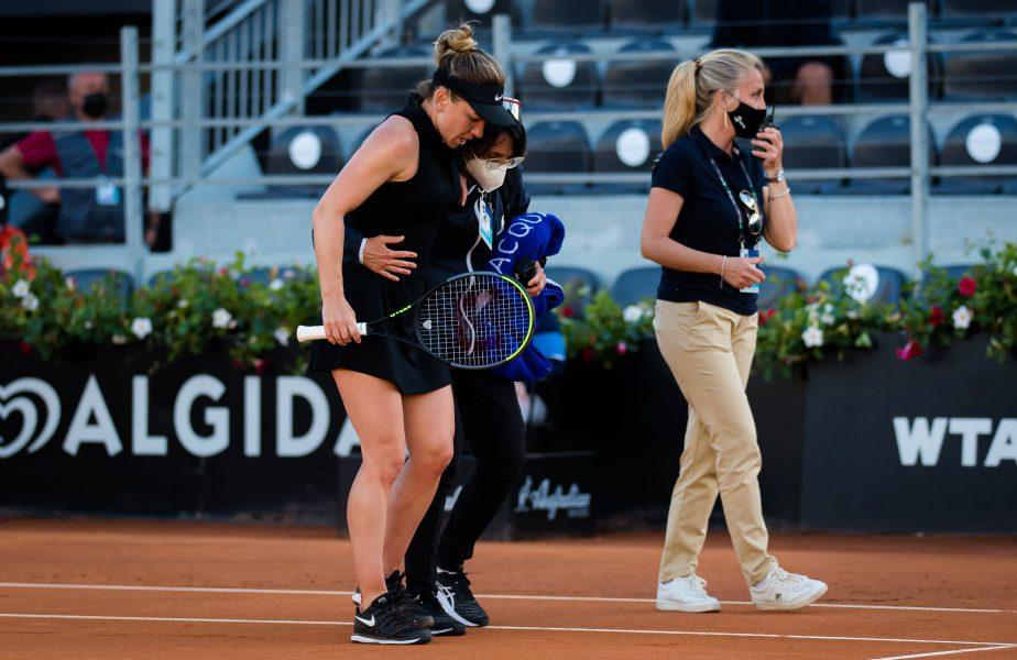 Simona Halep rămâne numărul 3 WTA, după ce Elina Svitolina a fost eliminată în sferturile de finală la Roma