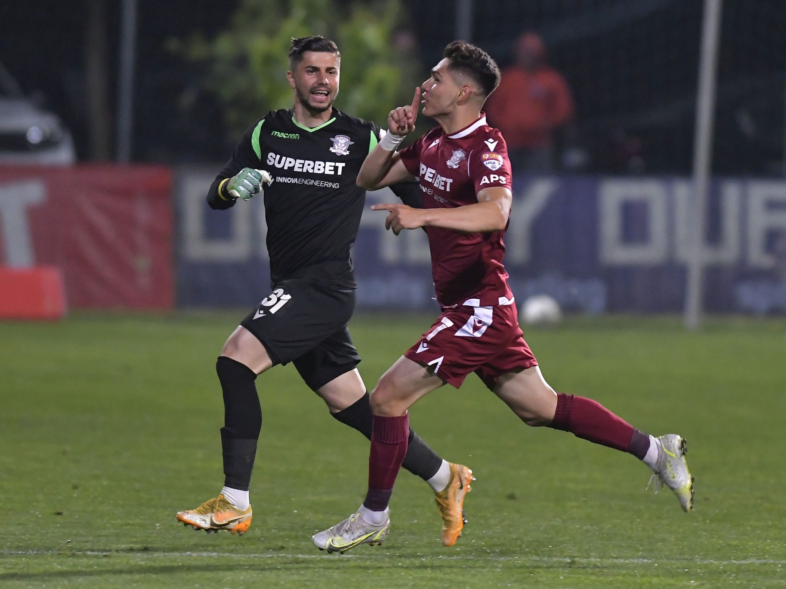 Rapid a promovat în Liga 1