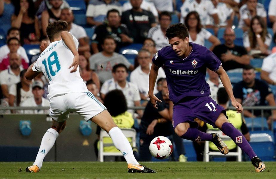"""Ianis Hagi, dezvăluiri despre transferul la Fiorentina: """"Tata voia să mă țină încă un an. Eu am insistat să merg!"""" Ce nu i-a mers bine în Italia"""
