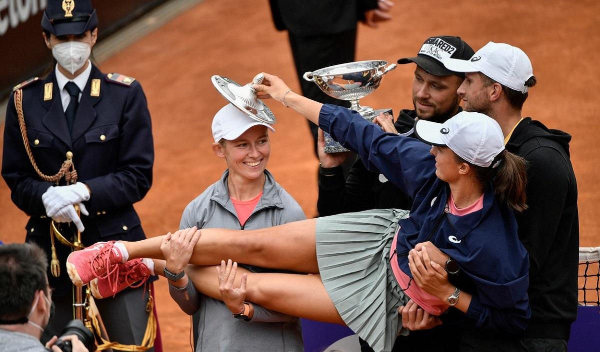 Iga Swiatek, noua campioană a turneului de la Roma