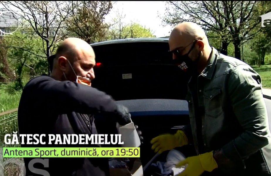 De Paște, Chef Scărlătescu pune PandeMielul de pandemie pe masa dinamoviștilor