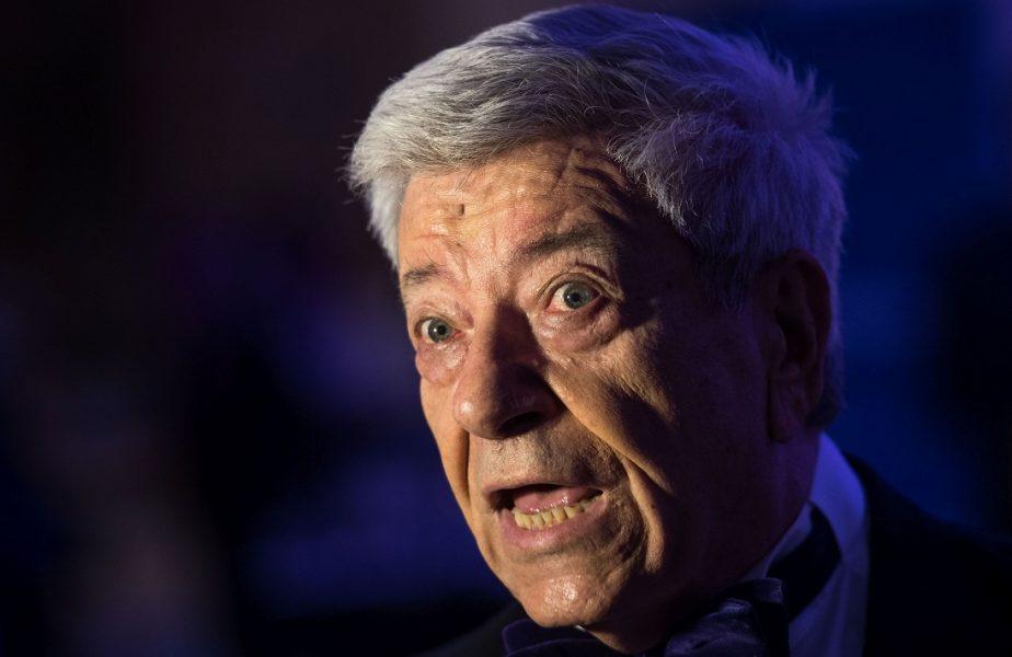 """Ion Dichiseanu a murit la 87 de ani. Celebrul actor era fan înfocat al Rapidului: """"N-am mai dormit multe nopţi"""""""