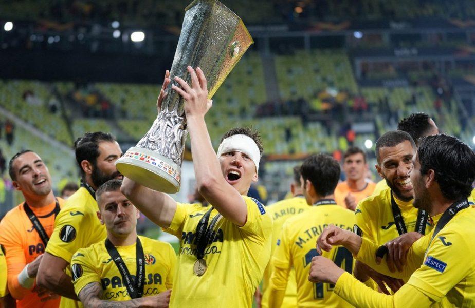 Eroul lui Villarreal! Juan Foyth a jucat finala Europa League cu un bandaj uriaş pe cap + De ce i-au mulţumit spaniolii lui Jose Mourinho