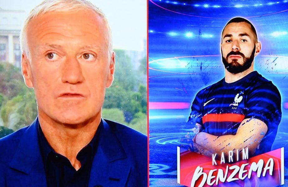 """Karim Benzema a revenit la naţionala Franţei. Derapaj rasist la adresa galacticului! """"E francez pe hârtie"""""""