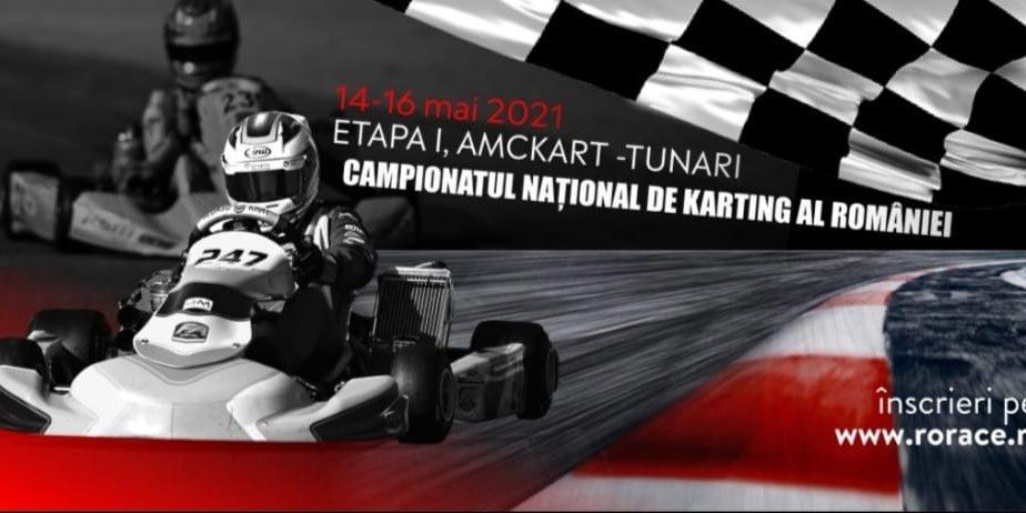 Ei sunt cei mai rapizi puşti din România! 91 de piloţi s-au luptat la prima etapă aCampionatului Naţional de Karting