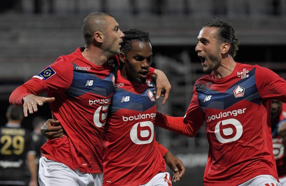Surpriză de proporţii în Franţa! Lille, noua campioană! Echipa lui Christophe Galtier a oprit hegemonia lui PSG. Neymar şi Mbappe au sperat până în ultima clipă
