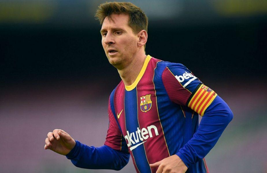 """""""Șomerul"""" Lionel Messi a pierdut o avere! Ce sumă ar fi putut încasa, zilnic, dacă își prelungea contractul cu Barcelona"""