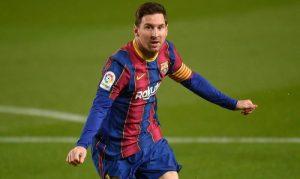 Lionel Messi rămâne la Barcelona