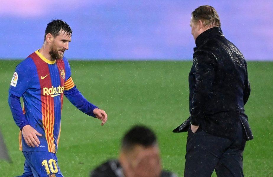 Juan Laporta, anunţ de ultimă oră despre negocierile cu Lionel Messi