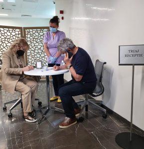 Mircea Lucescu s-a vaccinat