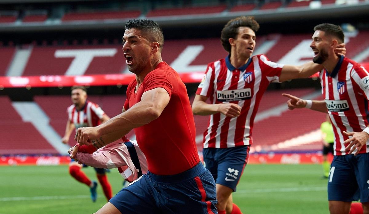 Luis Suarez a înscris un gol extrem de important cu Osasuna