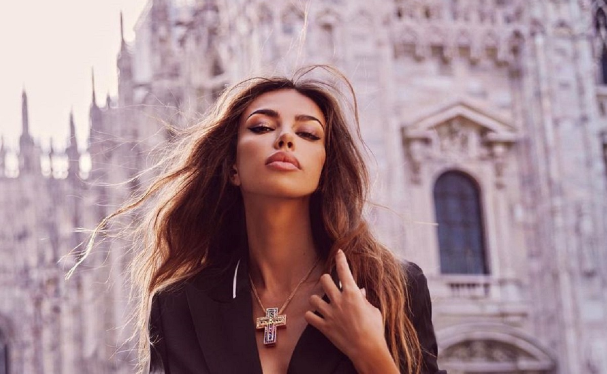 Fiica Mădălinei Ghenea este de o frumuseţe ieşită din comun | Sursa foto: Instagram