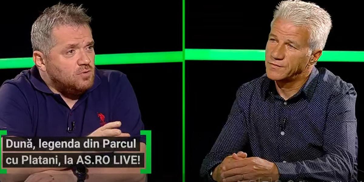"""EXCLUSIV AS.ro LIVE   """"Andrei Cordea va face faţă la FCSB."""" Marin Dună a confirmat transferul făcut de Gigi Becali. """"Un copil foarte bun!"""""""