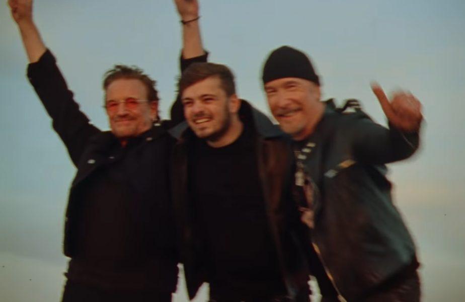 S-a lansat imnul EURO 2020. Martin Garrix, Bono şi The Edge, colaborare de excepţie. Cum sună cântecul