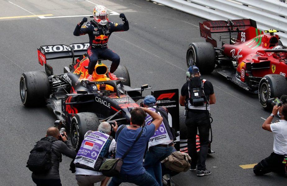 Max Verstappen a câştigat Marele Premiu de Formula 1 de la Monte Carlo. Serena Williams, moment special la finalul cursei