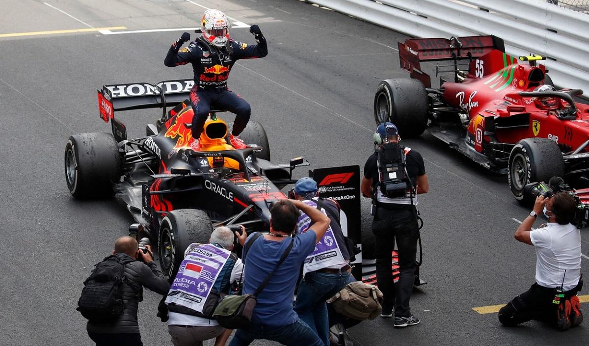 Verstappen a câştigat Marele Premiu al Principatului Monaco