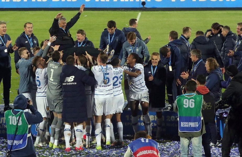 """Secretul succesului lui Mircea Lucescu. Românul l-a cucerit definitiv pe Igor Surkis: """"A unit toţi angajaţii clubului. El este 'proprietarul' bazei lui Dinamo Kiev"""""""