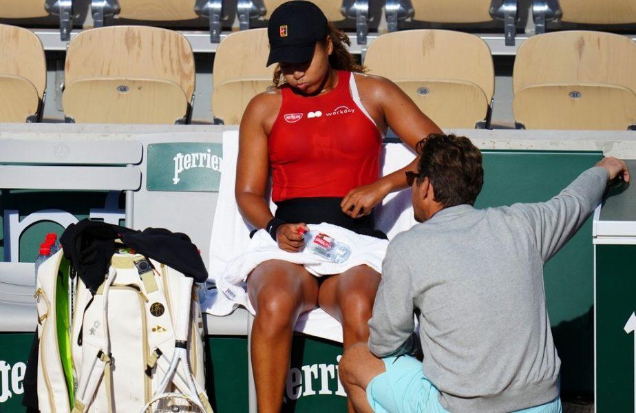 Naomi Osaka s-a retras de la Wimbledon! Când va reveni pe teren rivala Simonei Halep