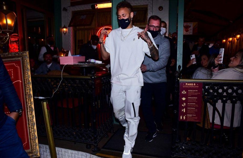 """Neymar a primit o lovitură de proporţii. Contractul cu Nike, """"rupt"""" din cauza unei posibile agresiuni sexuale! Acuze grave la adresa starului de la PSG"""