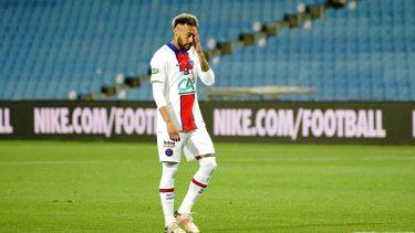 Neymar va fi suspendat la finala Cupei Franţei