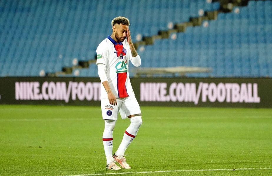 """Neymar a fost suspendat şi va rata finala Cupei Franţei: """"Ce mizerie!"""" + PSG, echipament inspirat de Chicago Bulls şi Michael Jordan"""