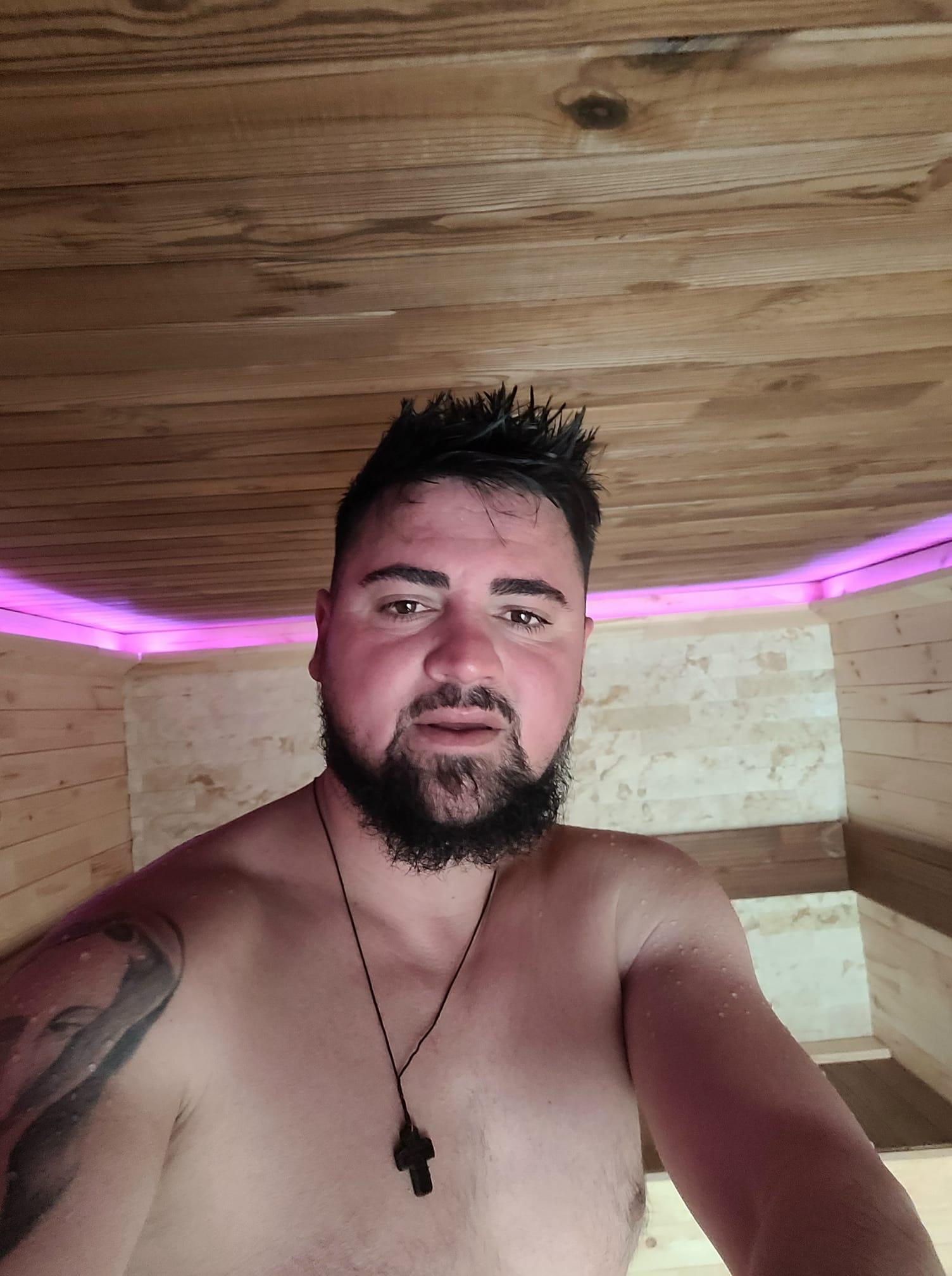 Nicolae Zuluf, soţul Sânzianei Buruiană / Facebook