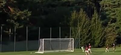 Tătăruşanu, primul meci la Milan