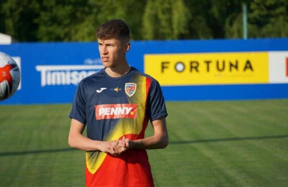 FRF a anunțat lotul României U23 pentru cantonamentul preolimpic.  Câți jucători de la FCSB s-au prezentat sub comanda lui Nicolae Dică