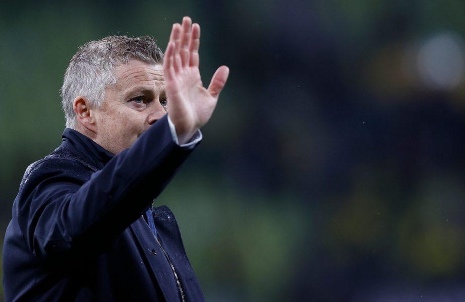 """Solksjaer, la pământ după finala Europa League: """"Am fost la un şut de un trofeu şi de o noapte bună"""""""