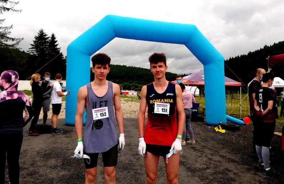 Doi frați gemeni, campioni la atletism, viață de film