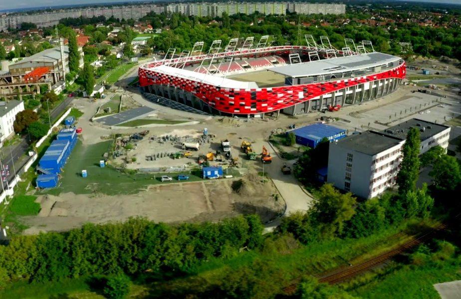 VIDEO EXCLUSIV | România – Olanda, de la EURO 2021, se va juca pe un stadion de lux! Cum arată superba arenă. Maghiarii, cu ochii pe Moruţan