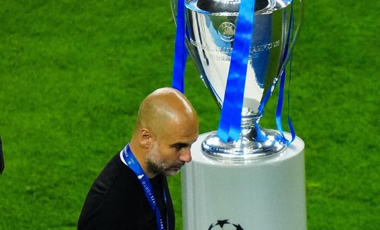 Pep Guardiola, moment uimitor după finala Champions League. Gestul făcut de Pep la ceremonia de premiere