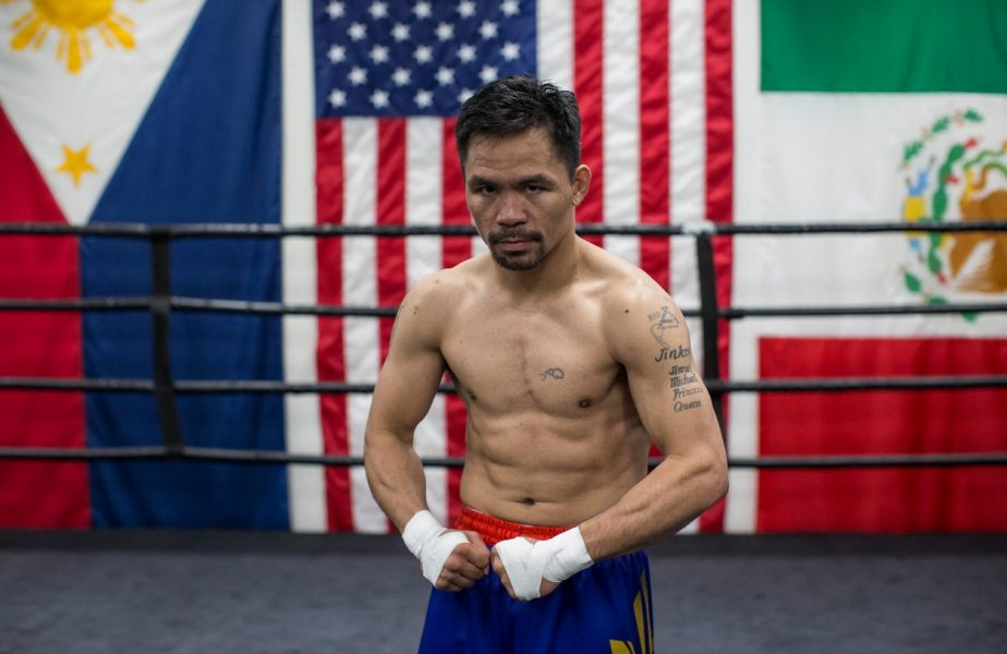 Pacquiao, meci uriaș la 42 de ani! Se bate cu unul dintre cei mai buni boxeri din lume