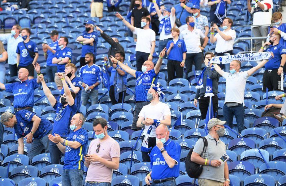 Manchester City – Chelsea | Atmosferă incendiară înainte de finala Champions League! Englezii au făcut spectacol pe străzile din Porto