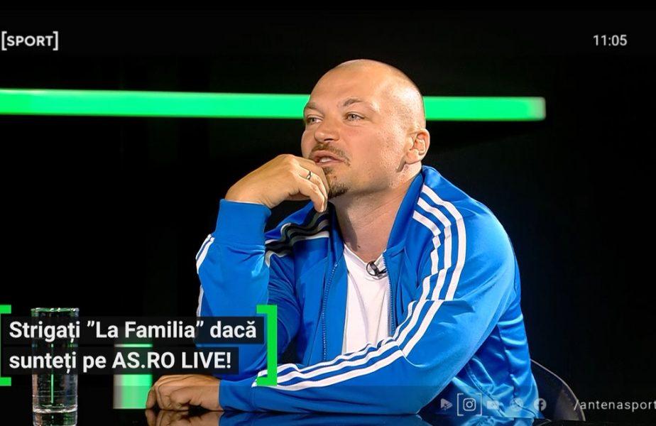 "EXCLUSIV AS.ro LIVE | Puya, de la baschet la karate! Rapperul era fan Steaua: ""Este o chestie din familie!"""
