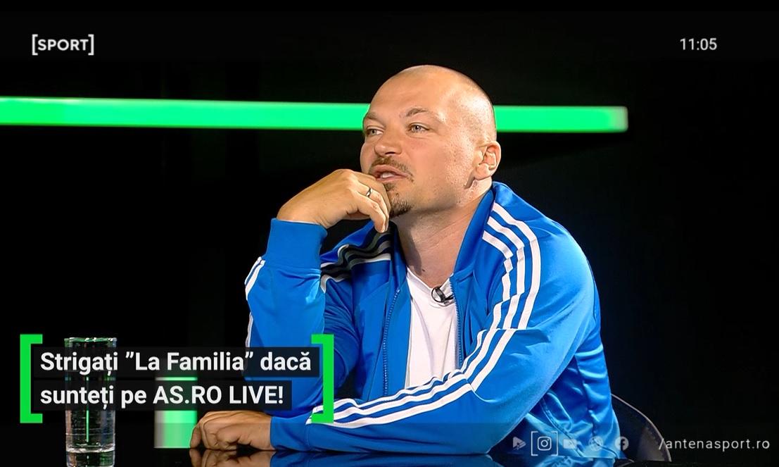 "EXCLUSIV AS.ro LIVE   Puya, de la baschet la karate! Rapperul era fan Steaua: ""Este o chestie din familie!"""