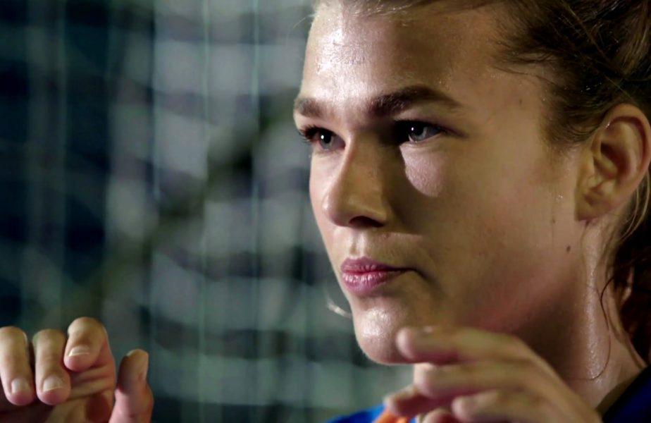 CSM o aduce la București pe una dintre cele mai frumoase handbaliste din lume