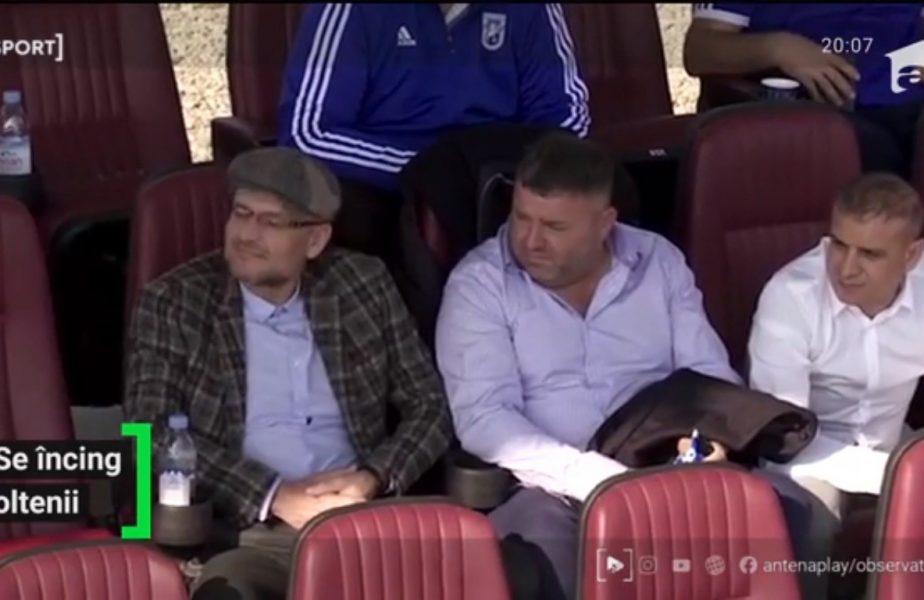 Mititelu vrea să împartă Oblemenco cu Craiova din prima ligă